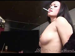 Smoking Fetish Dragginladies - Compilation 16 - HD 480