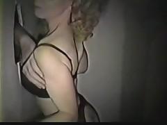 Slut Tiffany at the glory hole 02