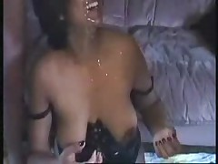 Indian Milf Blows 2 Cocks