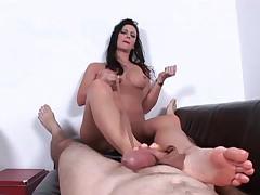 Feet porn movies