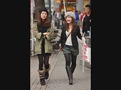 Asian in Pantyhose3