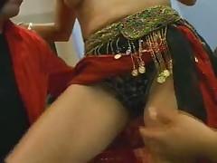 Calcutta Cutie Craves Cocks