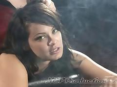 Smoking Fetish Dragginladies - Compilation 2 - HD 720