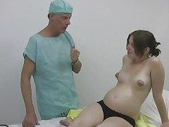 19yo pregnant jerk the doctor
