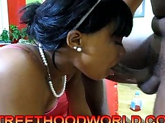 Ebony Fucked good In Live Show