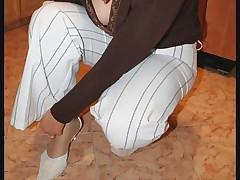 Pantyhose pics compilation