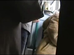 Train -groping-