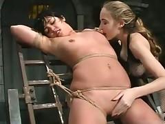 Maya BDSM with Chanta Scallop