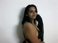 Indian connected with Nefarious Saree