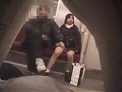 Japanese Public Train