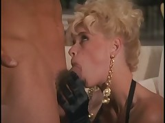 A pantyhose and stockings scene from the movie Virtual sex ST69
