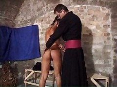 Nun at work 3