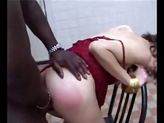 Fucking Her In The Kitchen
