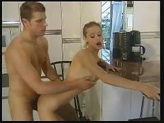 Olivia de Treville- Sex in the Kitchen (Gr-2)