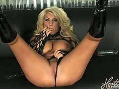 Heather Summers Shows You How She Likes To Get Fucked Hard!
