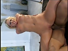 Black Cock Cheerleader Slut Donna Marie