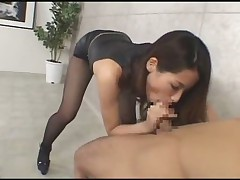 Pantyhose Heels Undertaking and Off limits Fuck