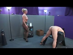 Pantyhose Domme