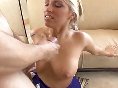 YOUNG - CHEERLEADER BANGED ON COUCH...usb