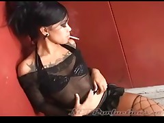 Smoking Fetish Dragginladies - Compilation 13 - SD 480