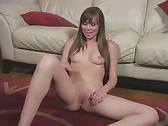 Your room mate is a hot nudist-masturbation instruction