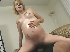 Pregnant Milton Twin Banged (Dubbed)