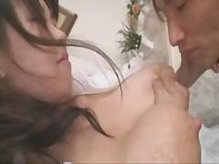 Lactating Japanese Milk Maid