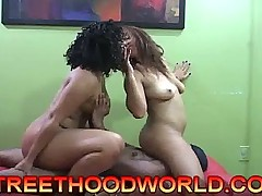 Jersey Latinas Exposed in First 3SOME Exclusive