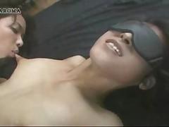 Asian Milf loves Younger Lesbian Milk...F70