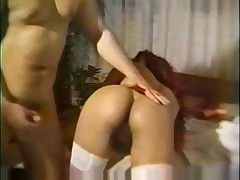 Classic Fuck With Hairy Pussy Pregnant Girl By TROC