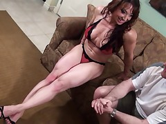 Brandy mae wrestling