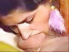 Deepthroating Indian Girl