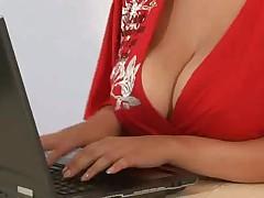 TerryNova pantyhose anal sex