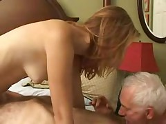 Husband and Wife Fuck the Gardener