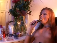 Gorgeous Smoking Lesbians