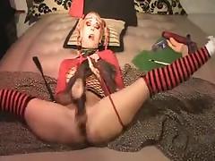 Antonia Gothic Girl Masterbates by snahbrandy