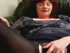Amateur Mature Pantyhose Fun
