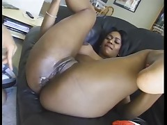 Mary Jane - Ebony Cheerleader Anal