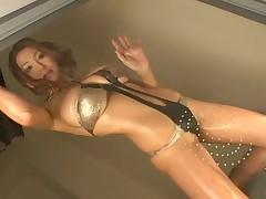 Yoko Matsugane - 01 Pantyhose - Japanese Beauties