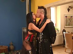 Punks - Hot babe - Great Scene