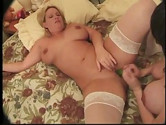 Horny Pregnant Sweeping and Plump Comme �a Beg Love With Toys