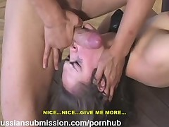 a russian girl is trained to become an obedient slave part 2