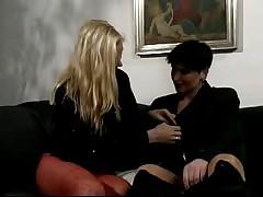 Sex in Pantyhose (German) Part2-3