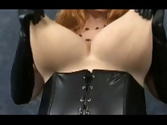 Big pregnant milking boobs 38JJ