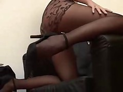 Suzanna in pantyhose