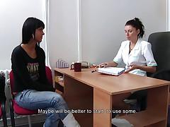 Letticia Gyno Exam