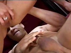 Secretary and her Boss have a Bisexual Threesome by TROC
