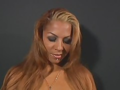 Bisexual Threesome and Strapon2