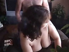 Hot Mature Amateur Smoking Doggy-banged