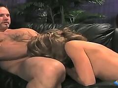 Pornstar Brandi Love takes huge Cum Load On Face